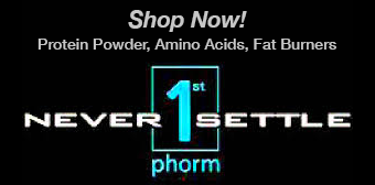 1st Phorm Fitness Products