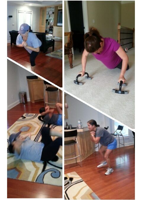 In-Home Vicky's Personal Training Program Benefits