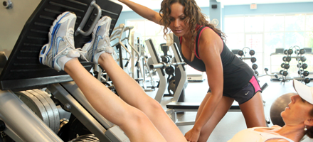 Certified Personal Training Services