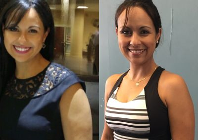 Smyrna Personal Trainer Before & After 3