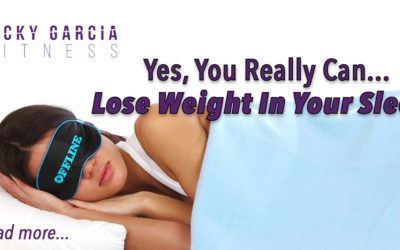 Lose Weight in Your Sleep!