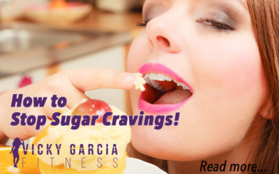 Sugar Cravings – How to Stop Them
