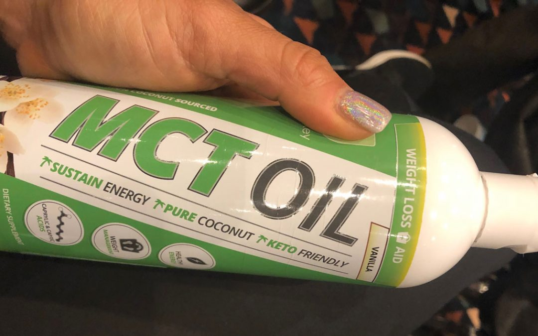 This Magic Oil is about to CHANGE YOUR LIFE!!! 💥MCT OIL💥