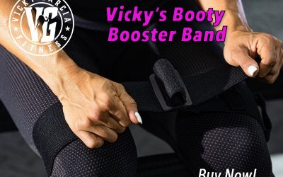 New! Vicky's Booty Booster Band